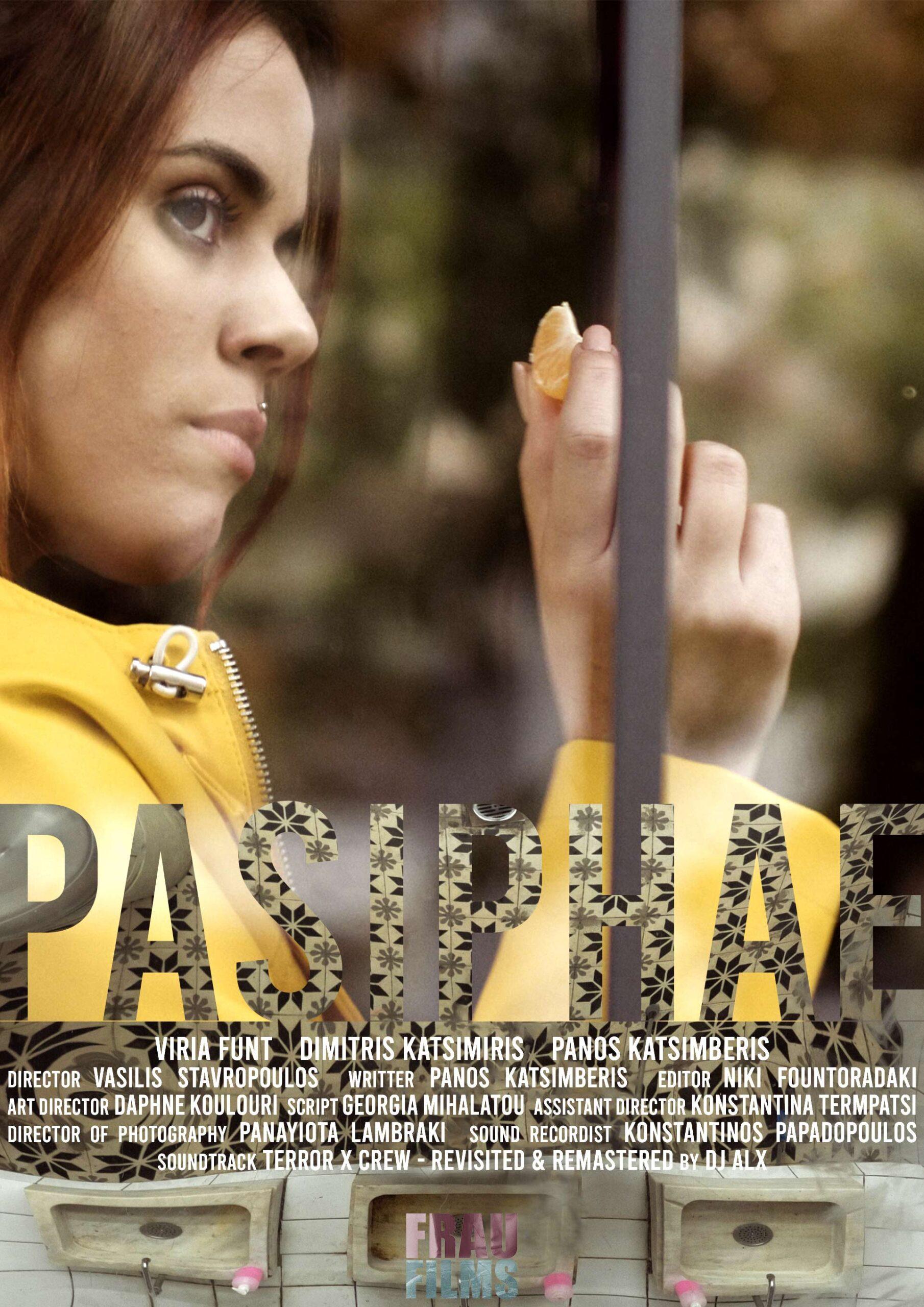 PASIPHAE (2020) 8'
